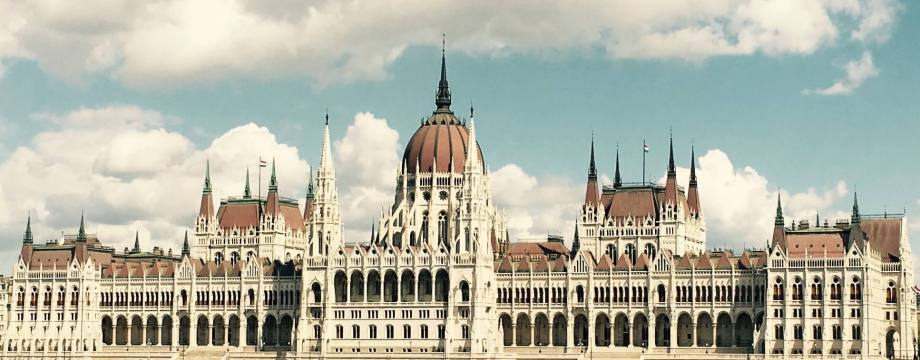 Hungarian Parliament building, Budapest in 2 days